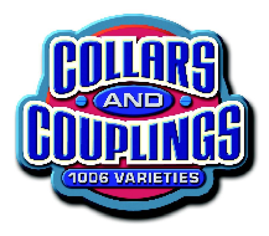COLLARS AND COUPLINGS